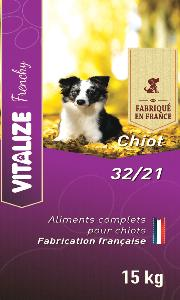 VITALIZE FRENCHY CHIOTS 32/21 15 Kg